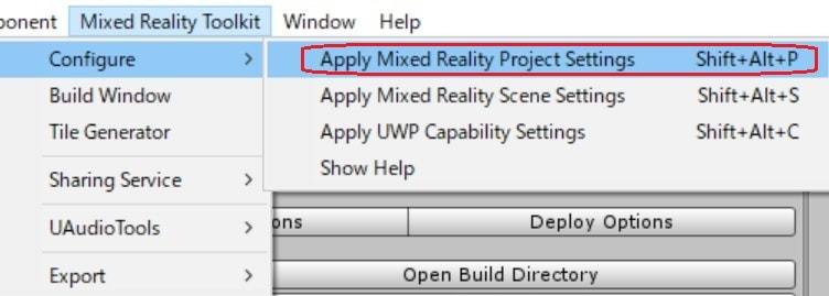 UnityHolo_ProjectSetting(MRTK).jpg