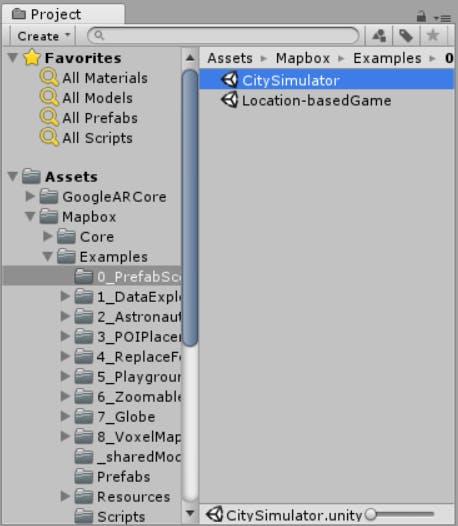 Mapbox Examples