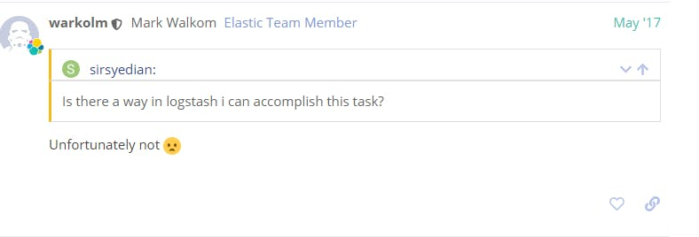Logstash CSVのColumn名を動的に変更する方法 - Qiita