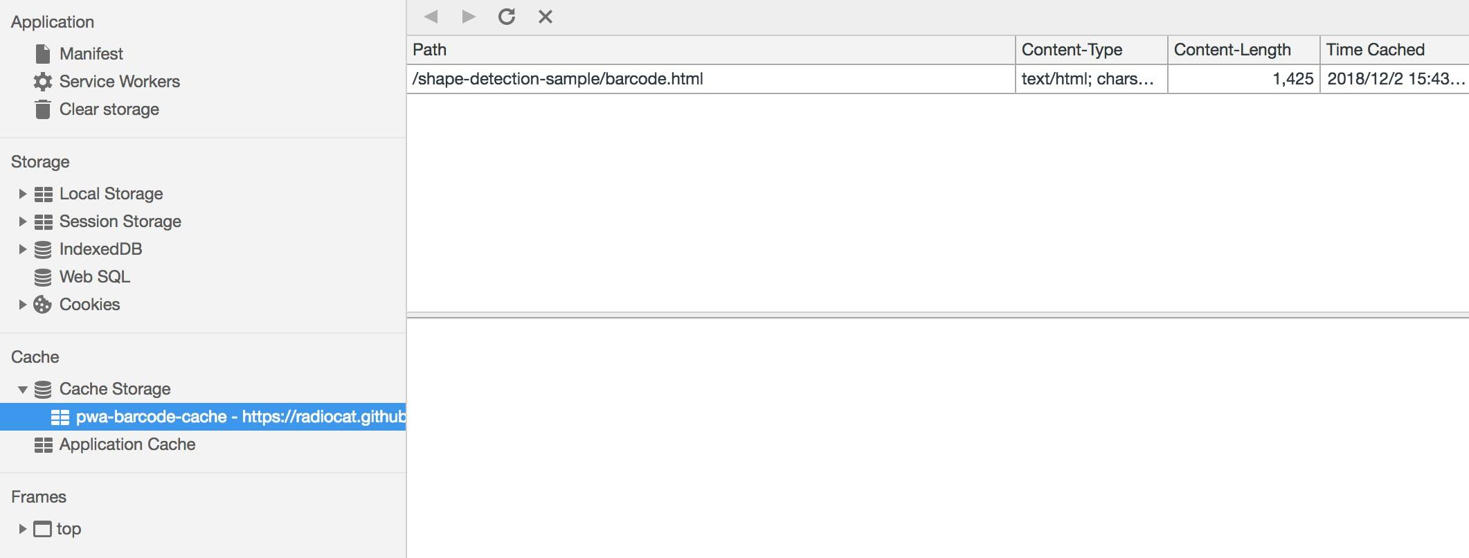 Shape Detection API + PWAでブラウザからそのまま使えるバーコード