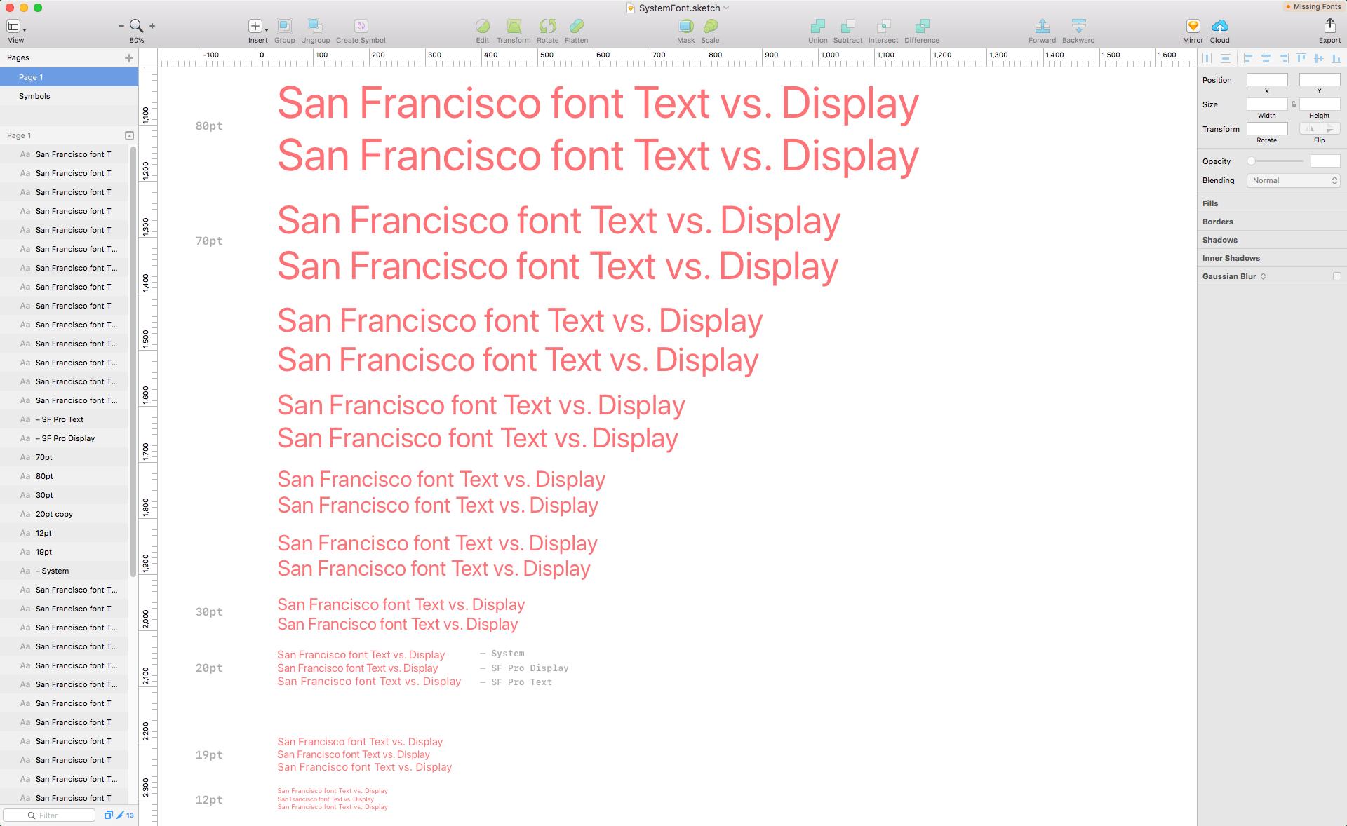 Sf Pro Display Ttf Download