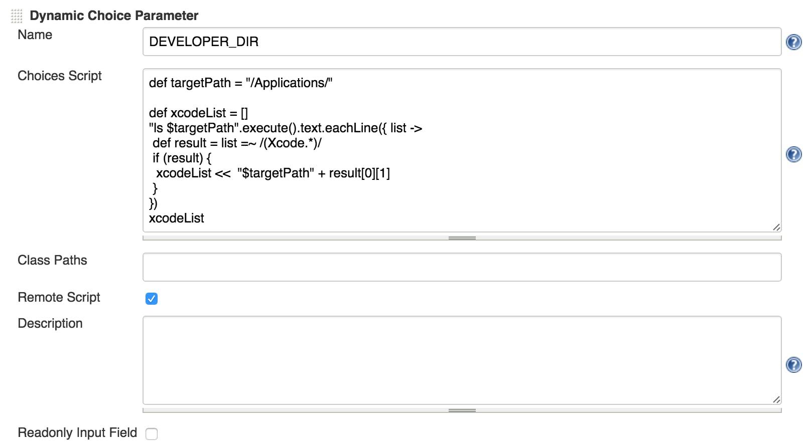 JenkinsでXcodeのバージョン切り替えを行う - Qiita