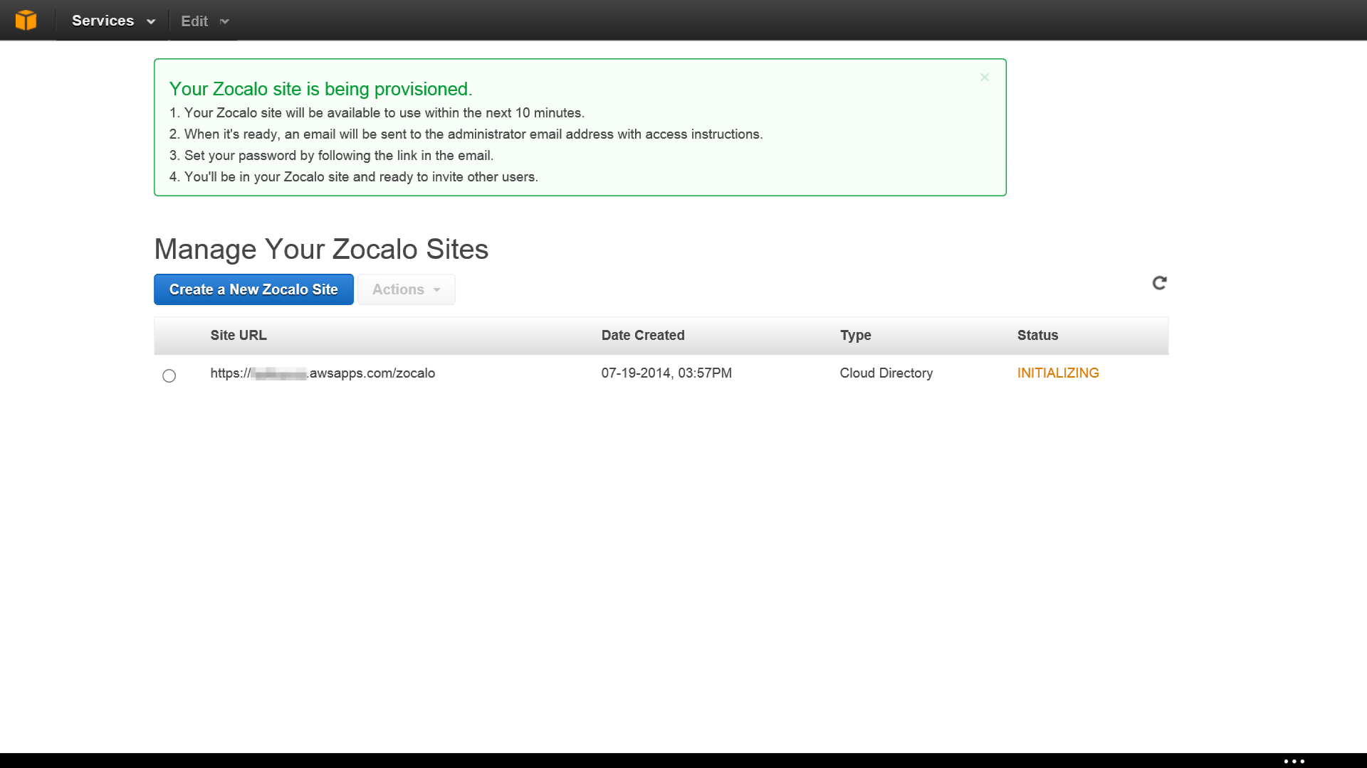 20140722_amazon_zocalo_initialize_site.png