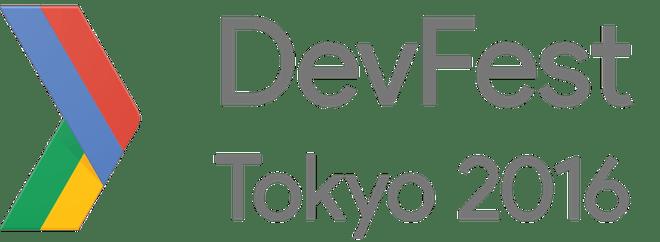 DevFest Tokyo 2016 logo