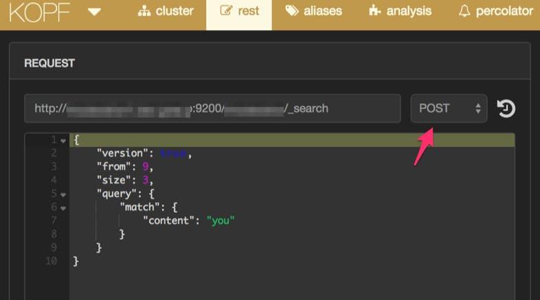 Elasticsearch CheatSheet - Qiita