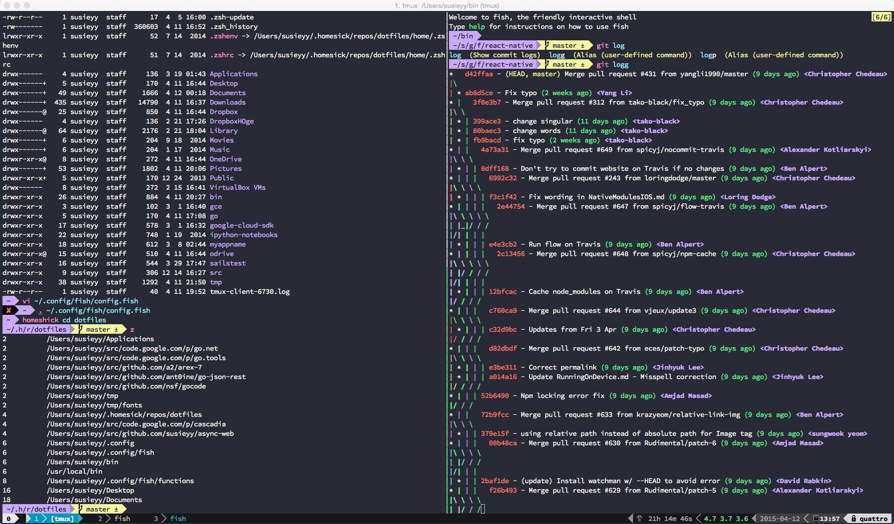 Powerline Fonts Mac