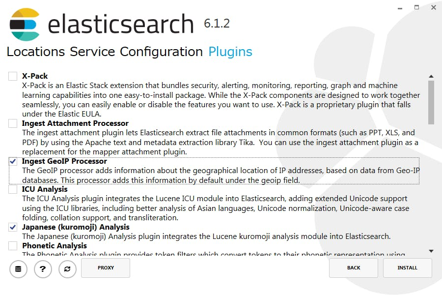 Elasticsearch on Windows - Qiita