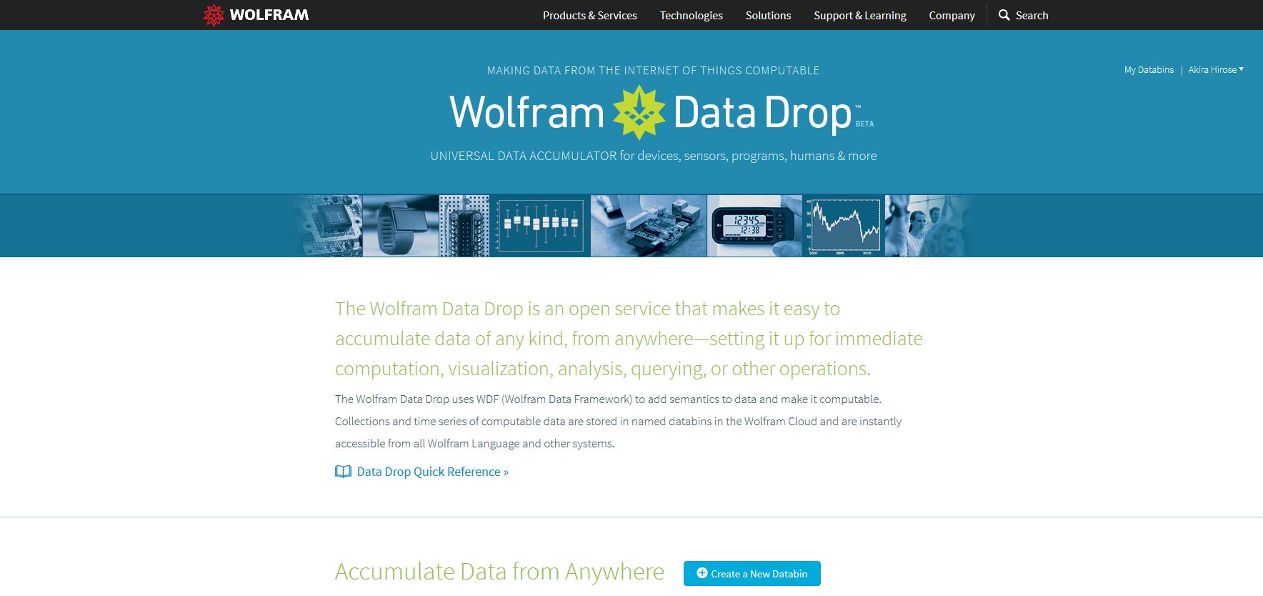 Wolfram Data Drop- Universal Data Accumulator.png
