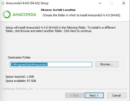 Windows(M S )にPython3 (Anaconda3) を導入する(7つの罠) - Qiita