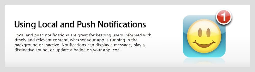 Apple Push Notification Service