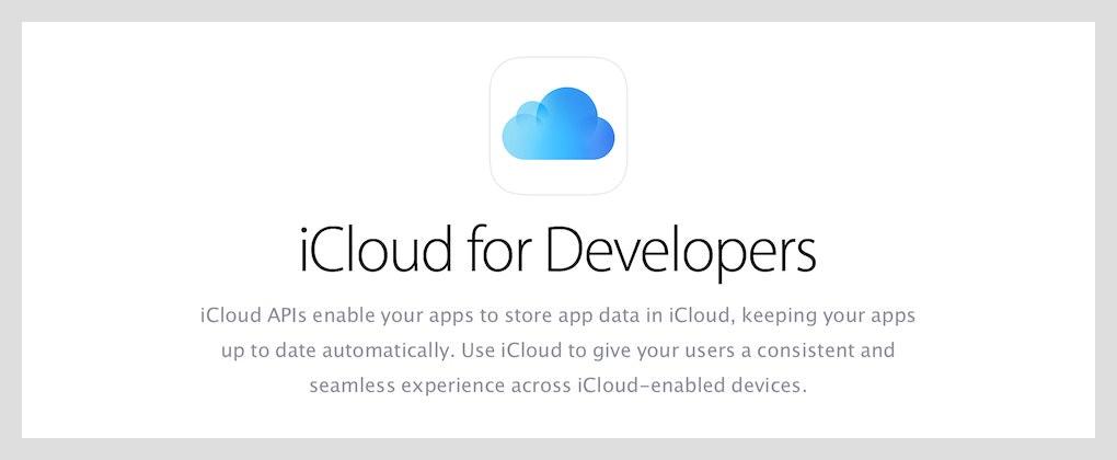 CloudKit