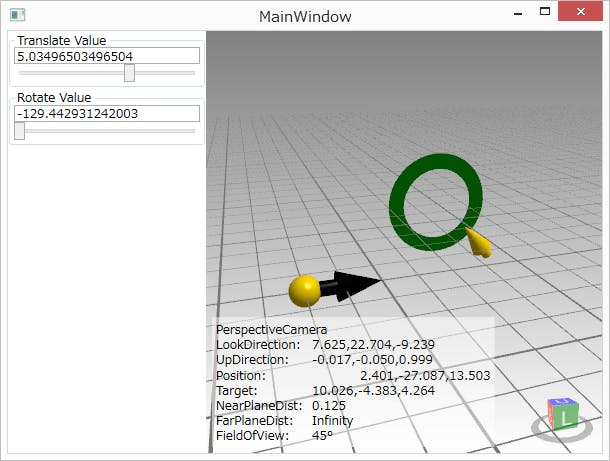 Wpf3DのHelix-Toolkitを使ってみる - Qiita