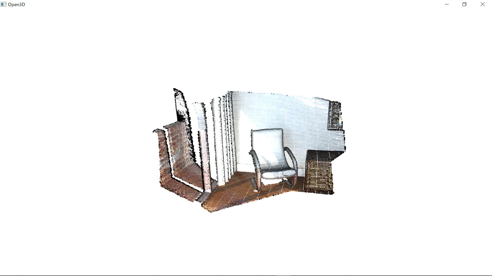 Open3d Tutorial