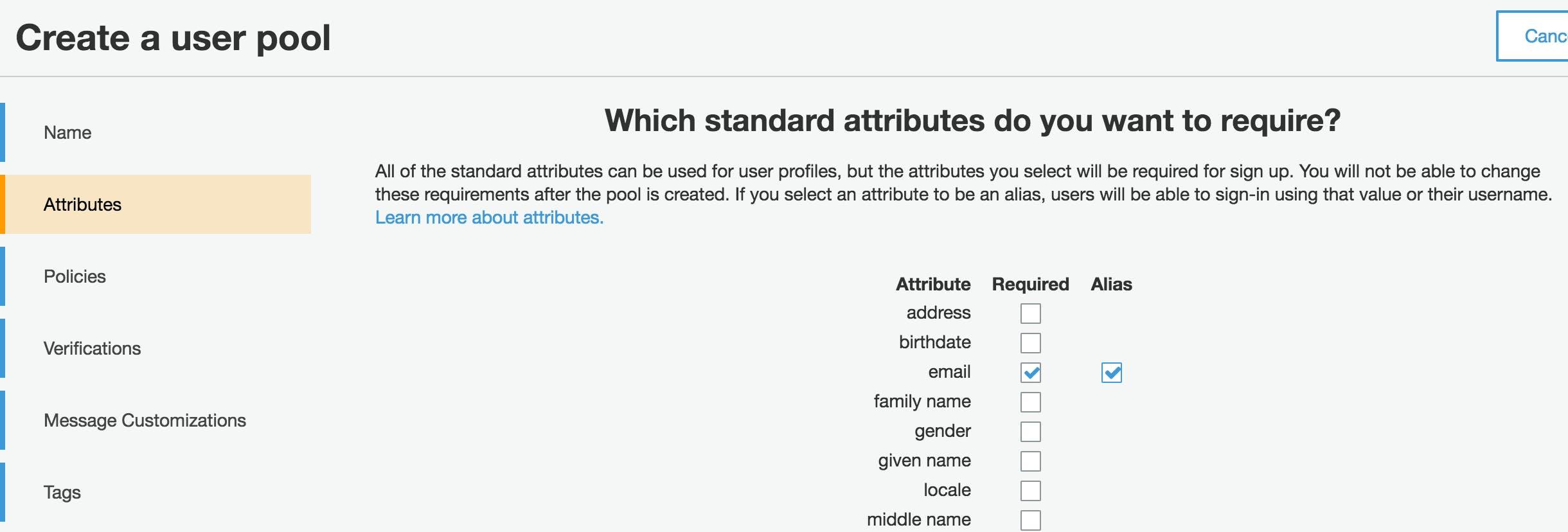 Amazon Cognito User Poolsをもっと使いこなすためのTips - Qiita