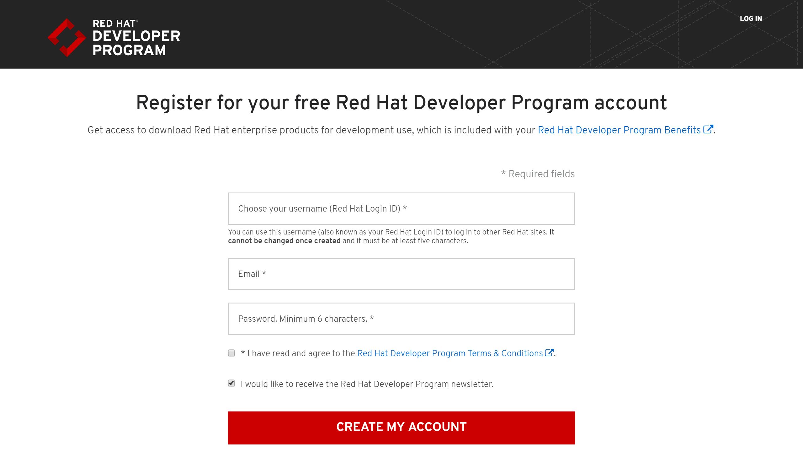 red-hat-developer-program-register