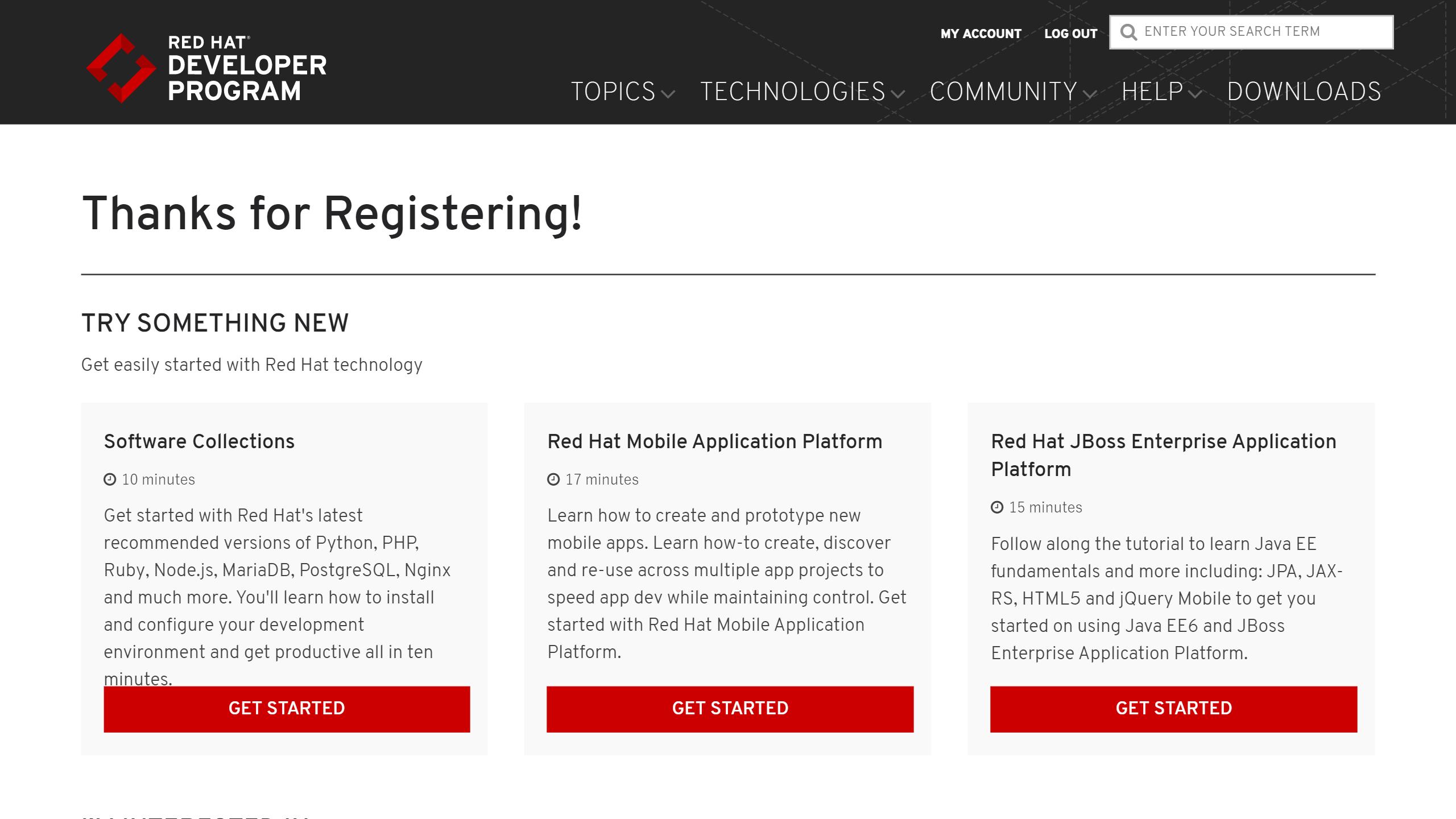 red-hat-developer-program-mail-address-verified