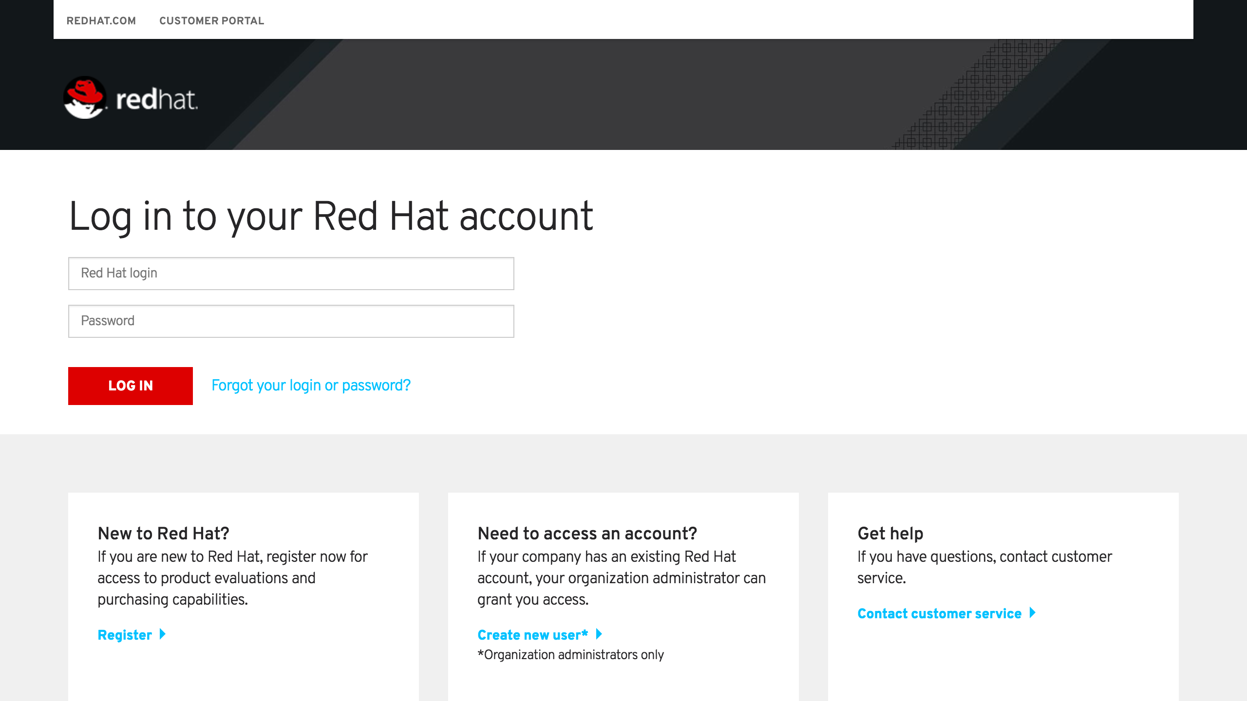 red-hat-account-login