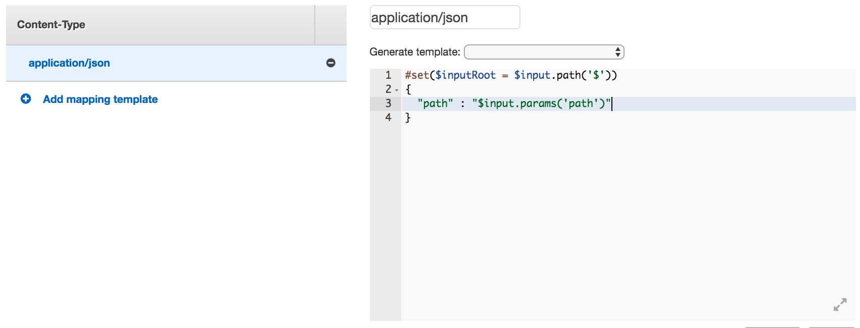 query stringのpathを許可するようにtemplateを作成.png