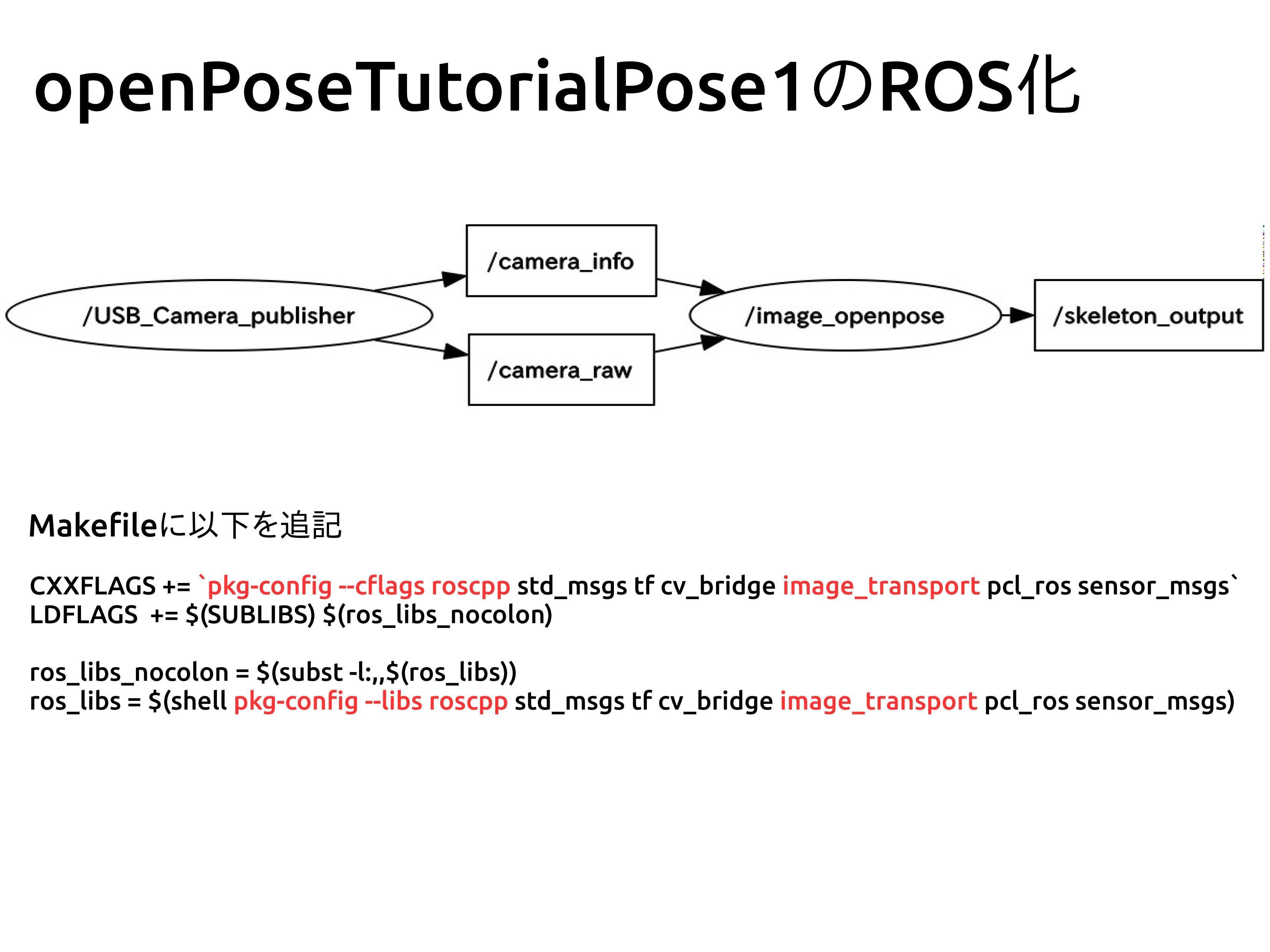 Openpose Tutorial