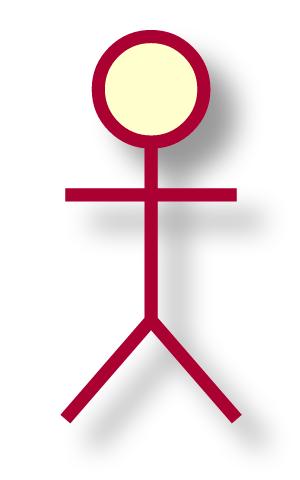 UML ユースケース図 アクター