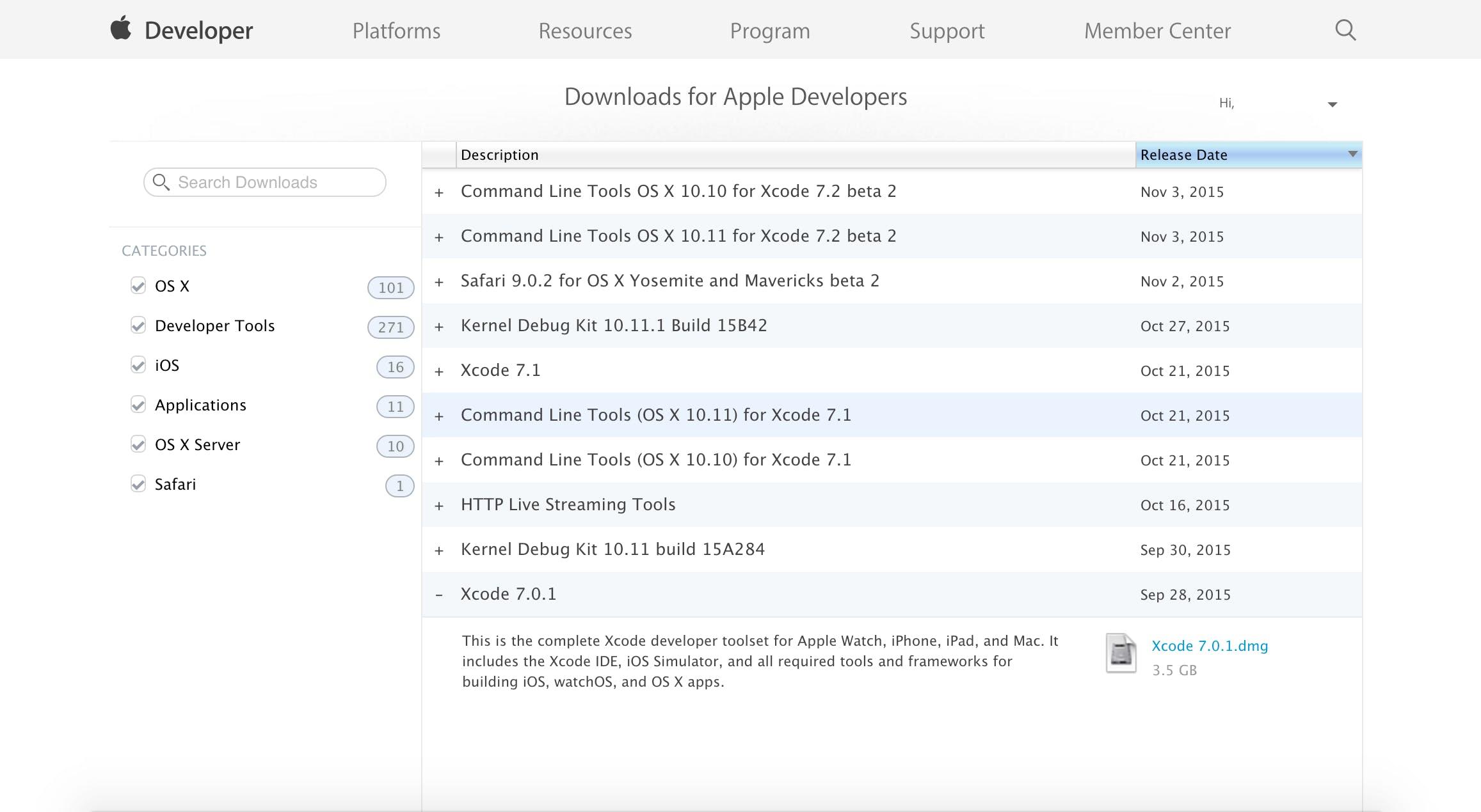 xcodeをAppStore以外からインストールする - Qiita