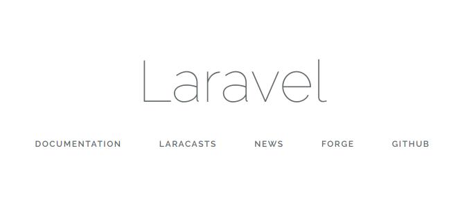 Laravelインストール直後の状態
