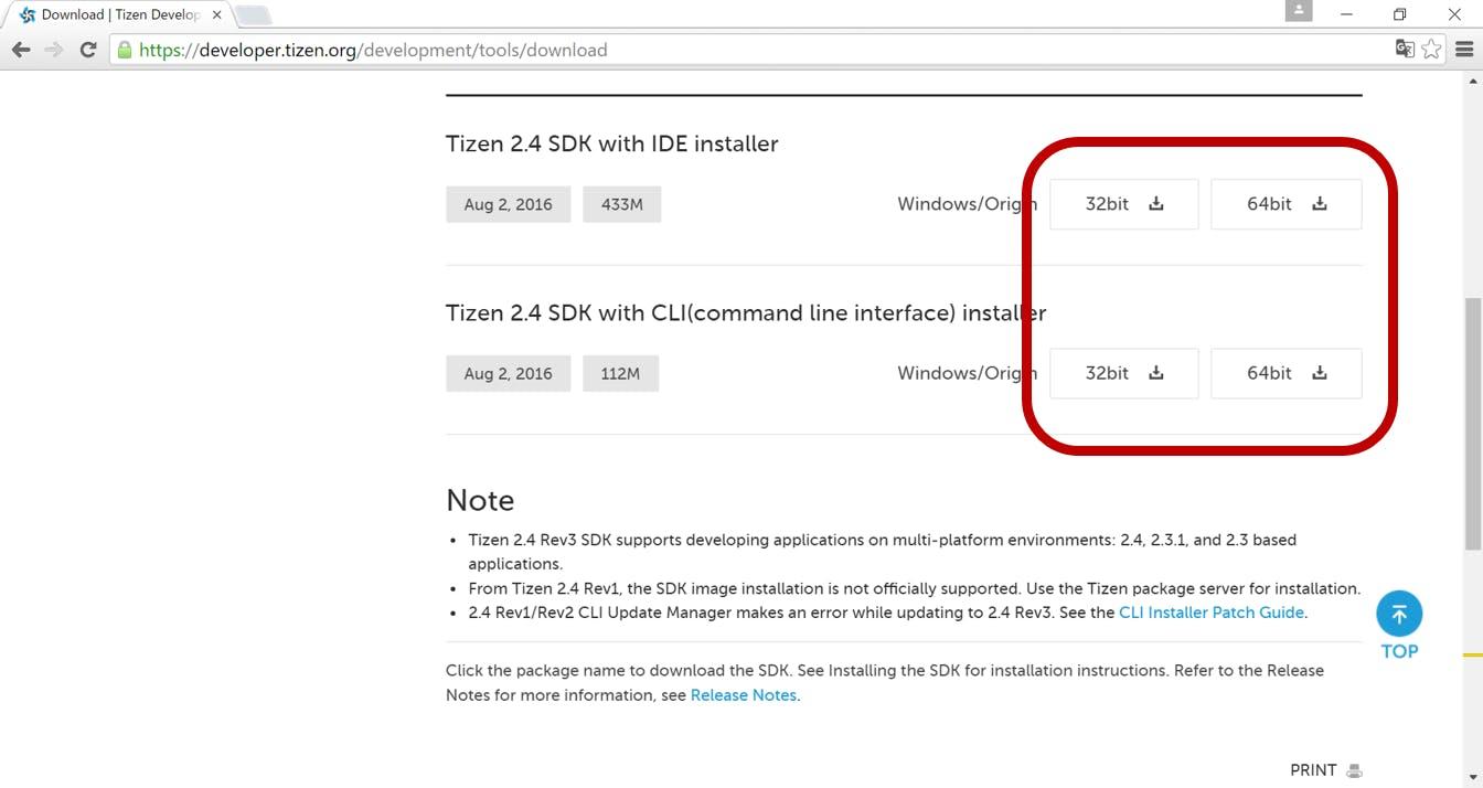 Gear S2に自作Tizenアプリをインストールする方法 - Qiita