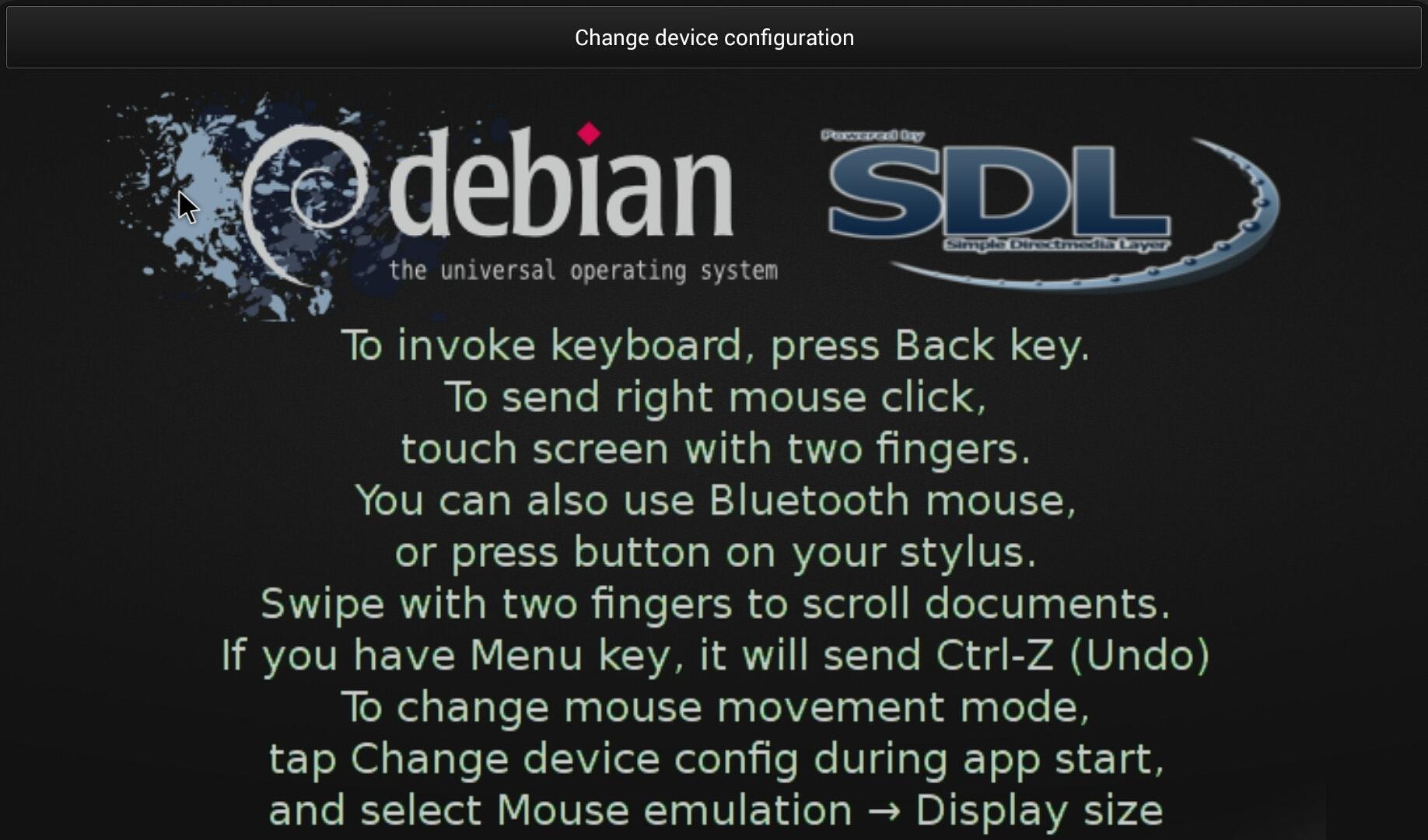 (Debian noroot...)