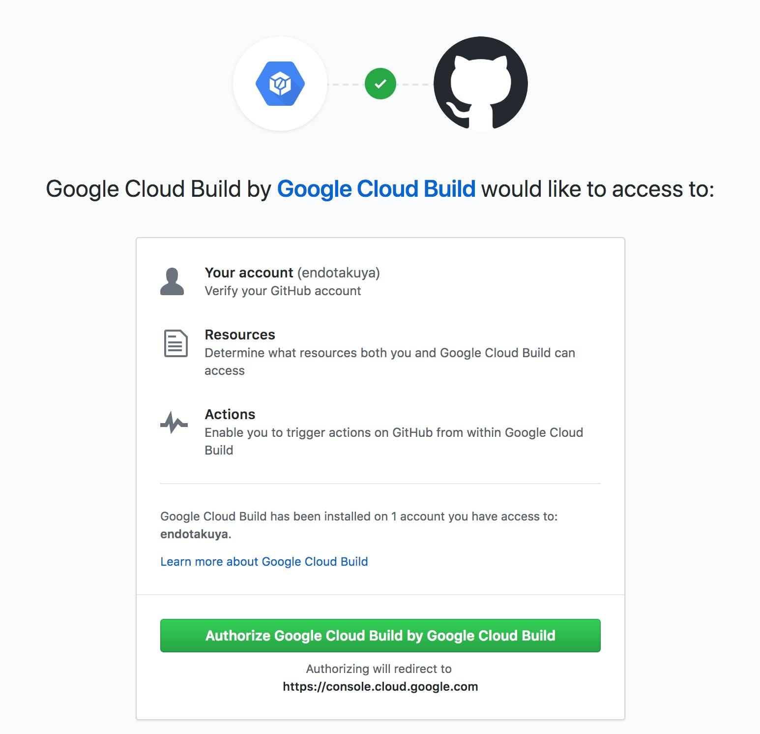 Google Cloud BuildでRSpecのテストを行う - Qiita