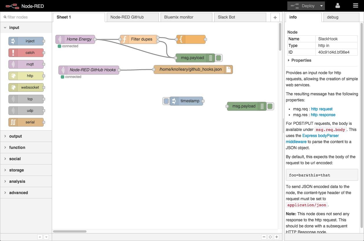 画面からデータフローを定義できるプロダクトってどんなのがあるの? - Qiita