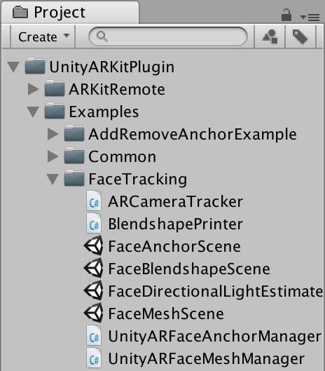 ARKit+Unity ARKit PluginでFace Tracking - Qiita