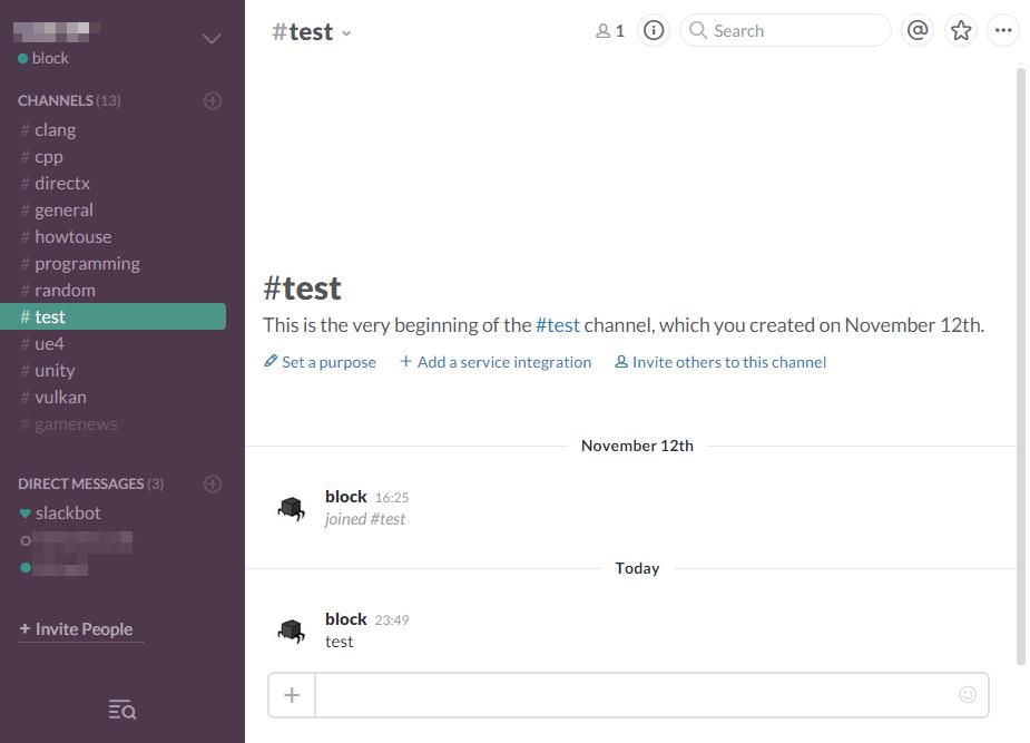 使い方 slack 使い方の基本|Slackのメッセージはリアクションで応答しよう!