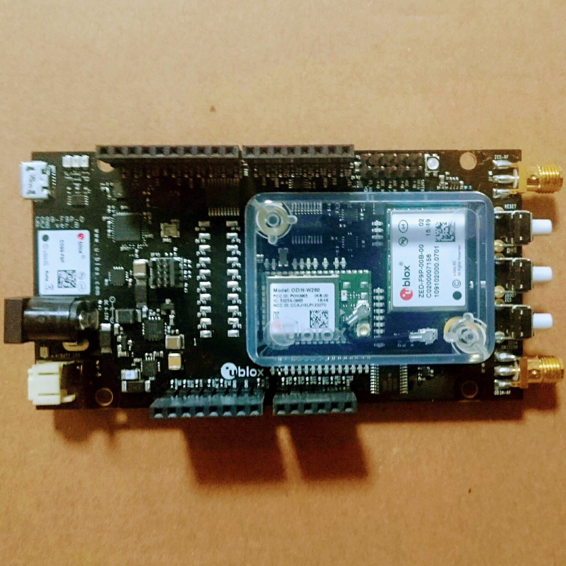 RTK-GPSを用いた高精度測位のリベンジ!(導入)~No 1~ - Qiita