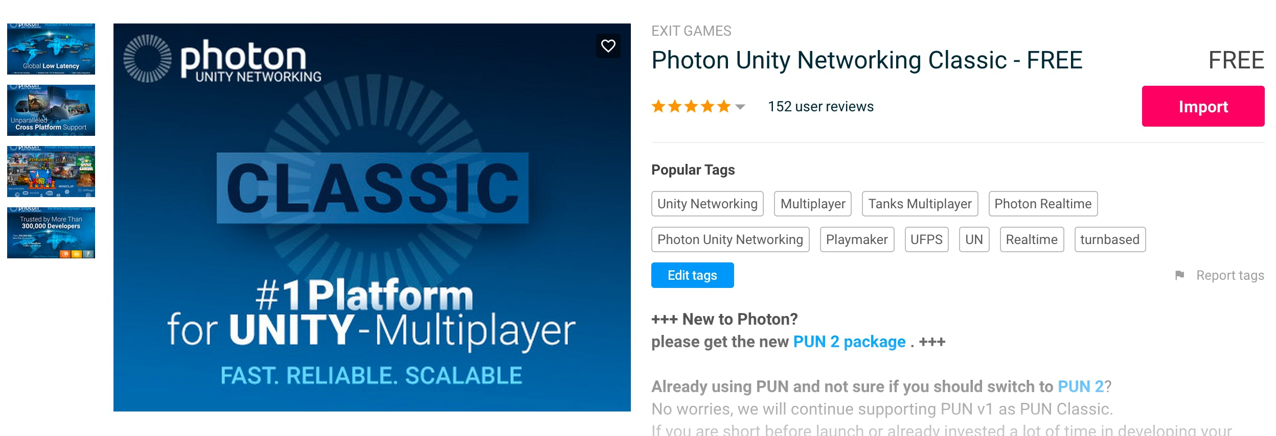 Unity Photon