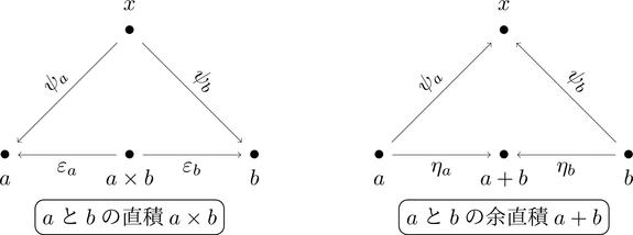 極限と余極限3
