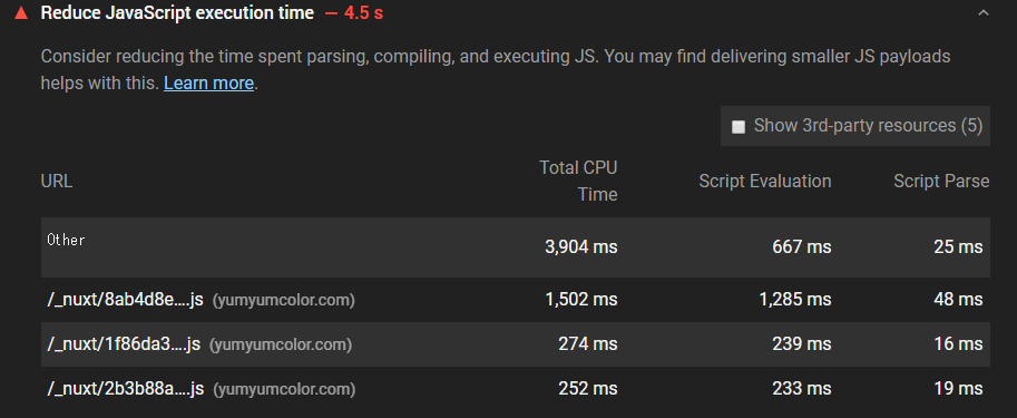 Reduce JavaScript execution time.png