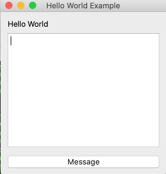 Go言語 + QtでGUIアプリ開発する時の環境構築