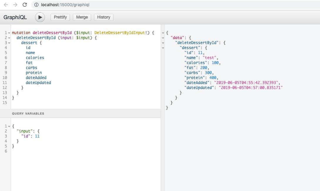 PostGraphile(GraphQL)、Vue js、Apollo、VuetifyでCRUD機能を実装して
