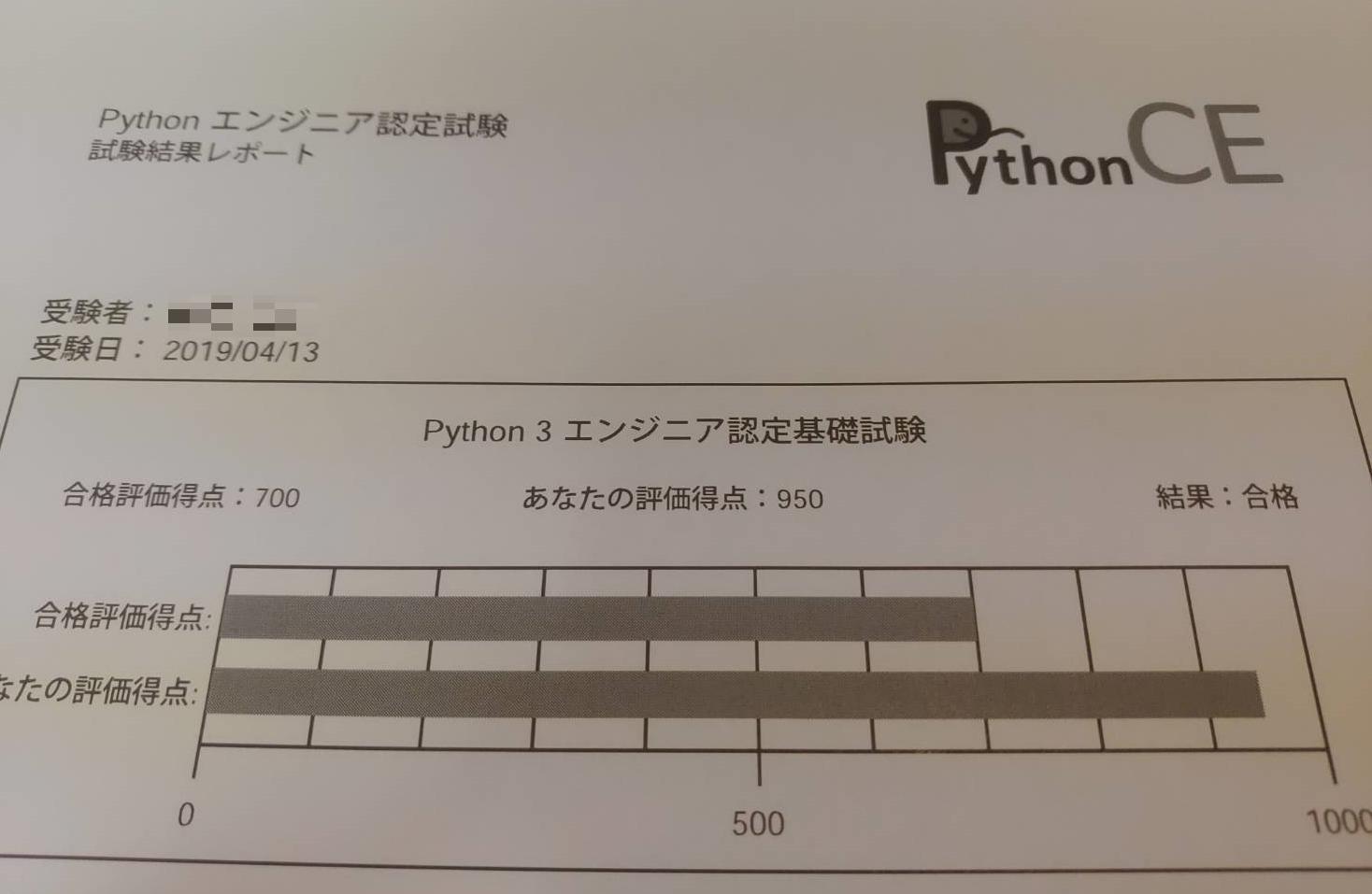 エンジニア 試験 python3 認定 基礎 Python試験