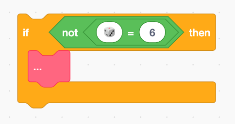 先のコードを Scratch で表現