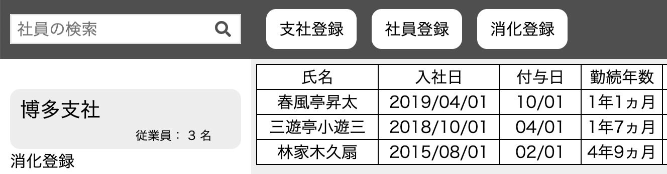 【開発ログ⑩】Railsで法定付与日と勤続年数を計算したよ