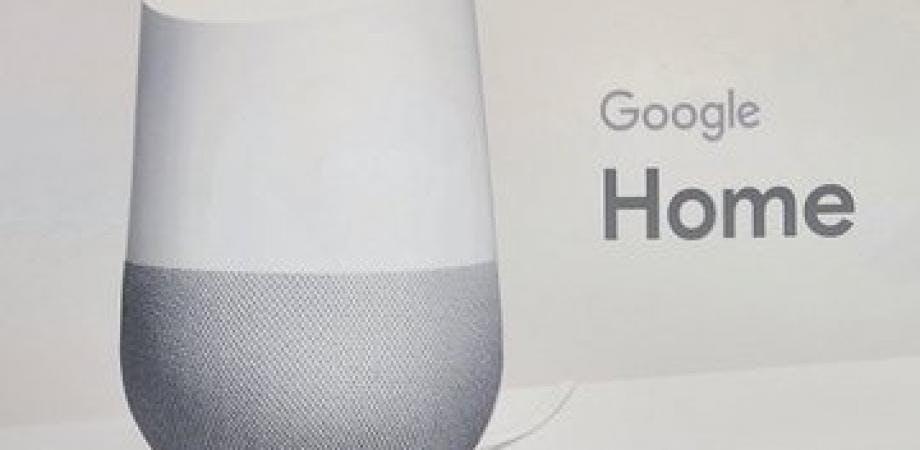 スマートスピーカーアプリ入門講座「GoolgeHomeアプリをつくろう」