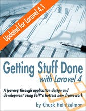 Getting Stuff Done with Laravel 4