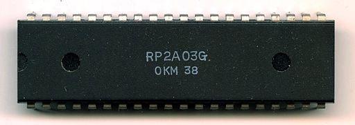 Ic-photo-Ricoh--RP2A03G--(Nintendo-PPU)-(GPU)